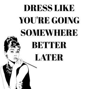 This has always been my motto...